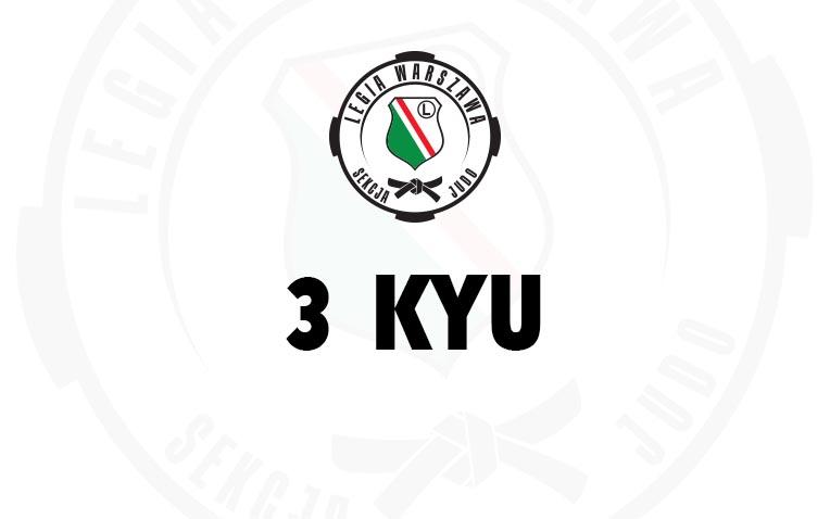 3 KYU