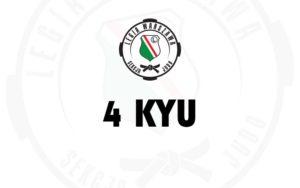 4 KYU