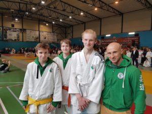 Dwa medale Juniorów Młodszych w Grodzisku Mazowieckim
