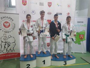 Dwa brązowe medale Pucharu Polski Młodzików