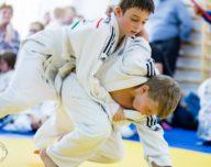 mini turniej judo pierwszego kroku