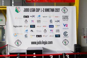 Judo Legia Cup 2017 - wyniki