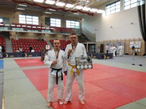 Medale zawodników Masters