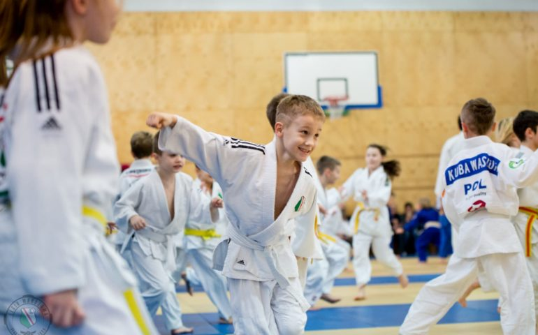 Judo Winter Camp
