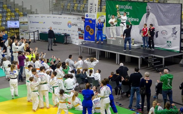 International Judo League 2019